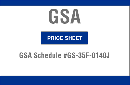 GSA Price Sheet