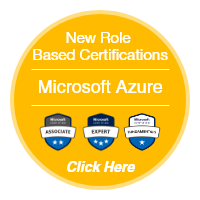 Microsoft Role Based Certification for Azure, Computer Learning Centers