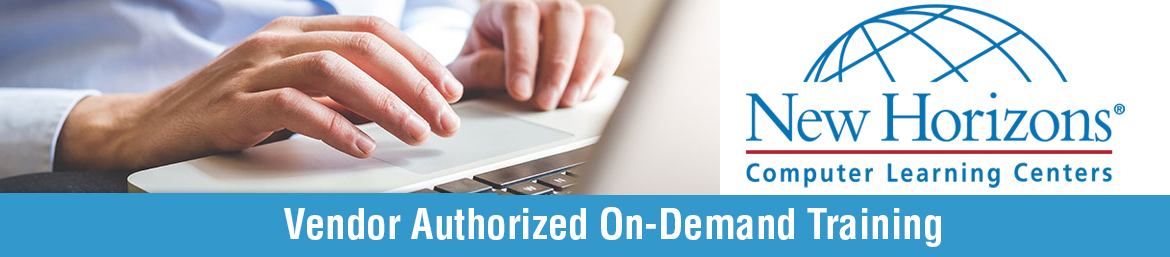 Vendor Authorized OnDemand Training