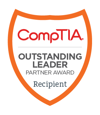 New Horizons Computer Learning Centers named Outstanding Leader by CompTIA