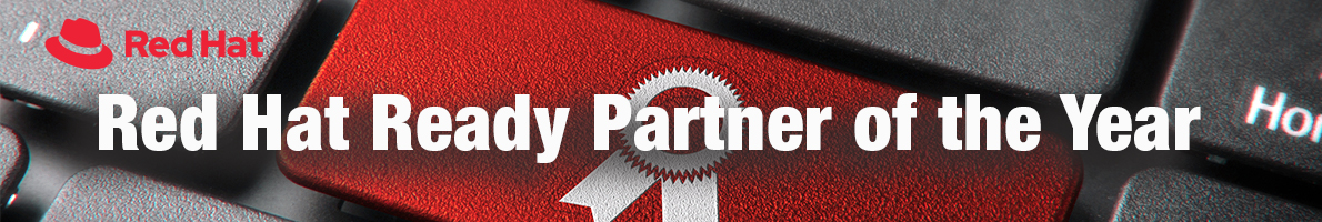 Red Hat Ready Partner Award